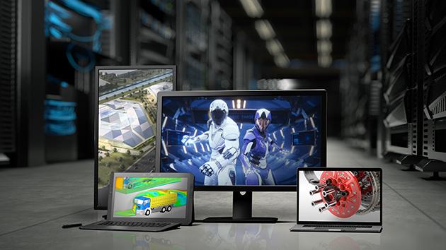 NVIDIA RTX Server virtual