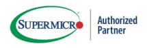 Supermicro Authorized partner
