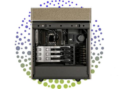 Système Station DGX de NVIDIA