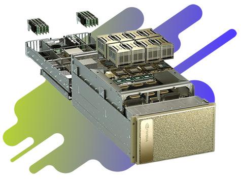 Système DGX A100